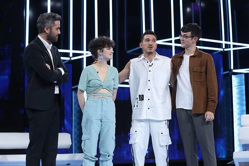 Anne, Bruno y Flavio, nominados en la Gala 5 de OT 2020