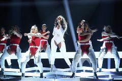 """OT 2020 - Nia canta """"Run The World (Girls)"""" en la Gala 5 de Operación Triunfo"""
