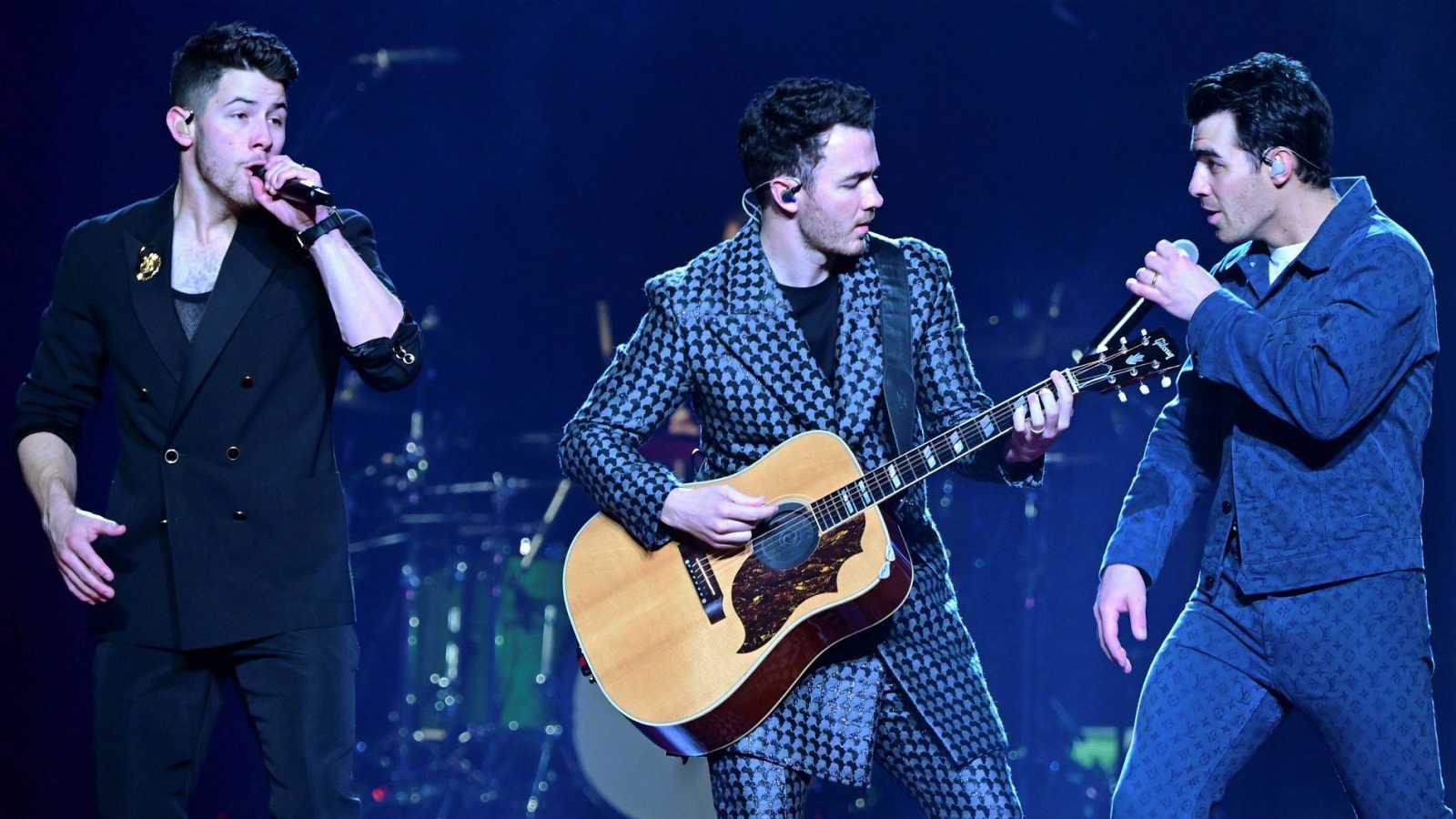 Jonas Brothers, su vuelta a España 10 años después