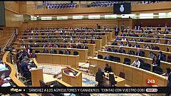 Parlamento - El Foco Parlamentario - El Gobierno se estrena en el Senado - 15/02/2020