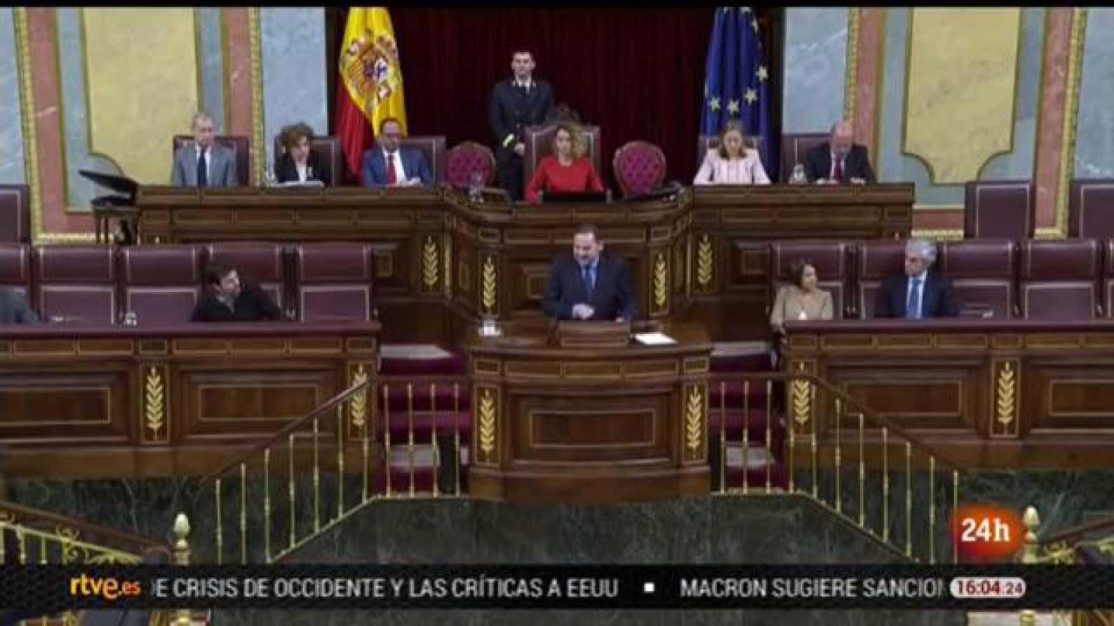Parlamento - El Foco Parlamentario - Sesión de Control Congreso - 15/02/2020