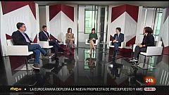 Parlamento - El Debate - Comienzo de legislatura - 15/02/2020