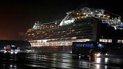 Estados Unidos evacúa a sus ciudadanos del crucero en cuarentena en Japón