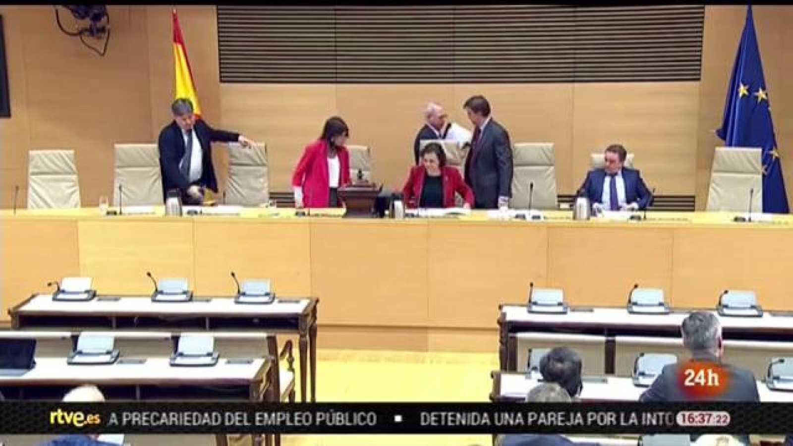 Parlamento -Conoce el Parlamento -Nuevas Comisiones - 15/02/2020