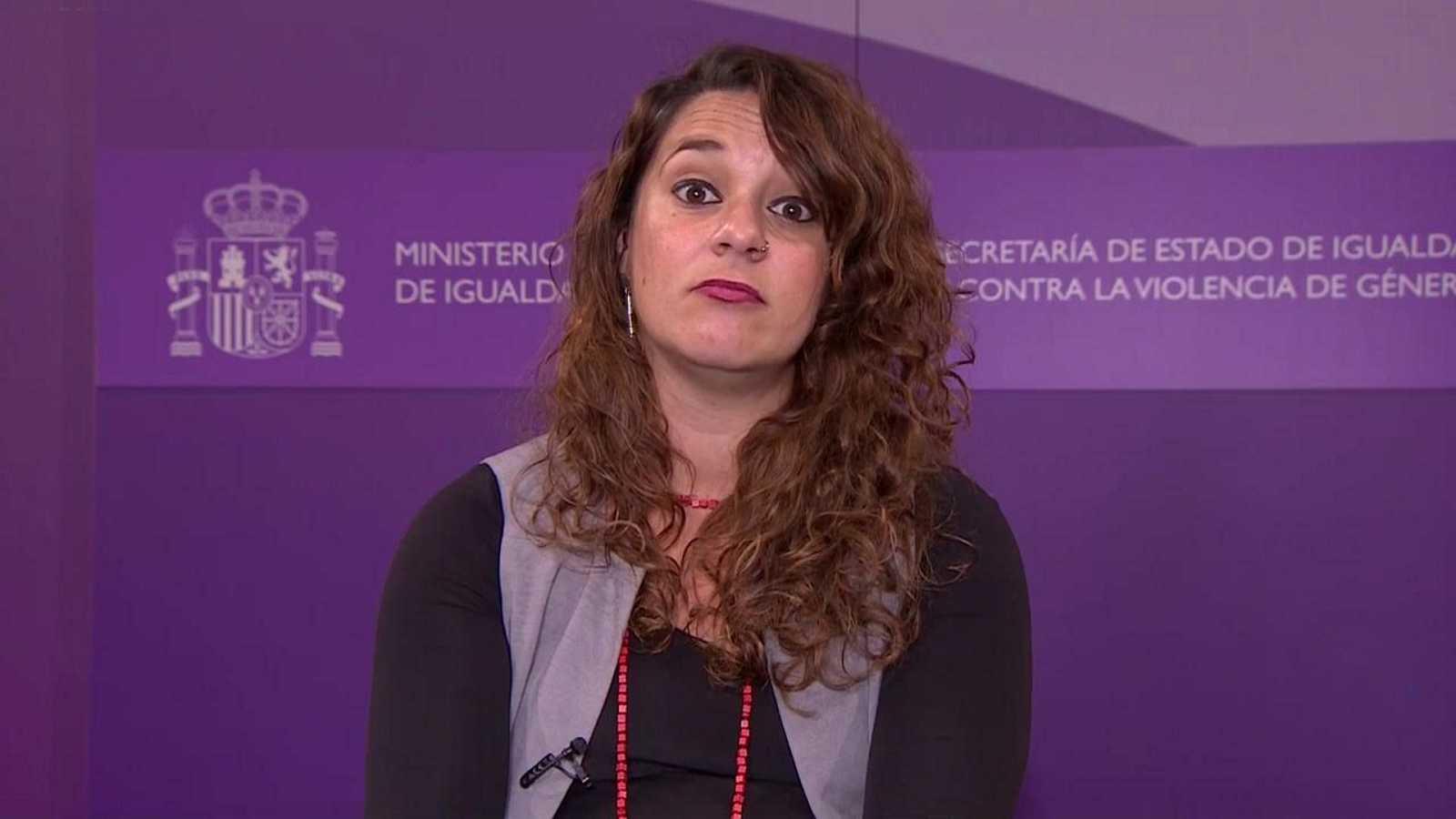 Los desayunos de TVE - Noelia Vera, secretaria de Estado de Igualdad y Contra la Violencia de Género  - ver ahora