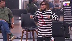 """OT 2020 - Noemí imita a Ivan Labanda durante el repaso de la """"Gala 5"""" de Operación Triunfo 2020"""