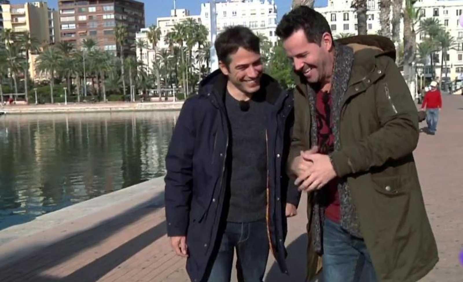 El actor Alejandro Tous nos guía por Alicante