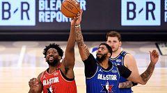 Los diez mejores momentos del All Star de la NBA