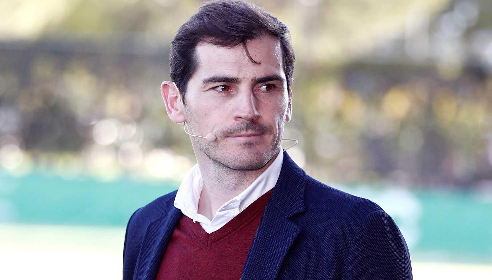 Casillas anuncia su intención de presentarse a presidente de la RFEF
