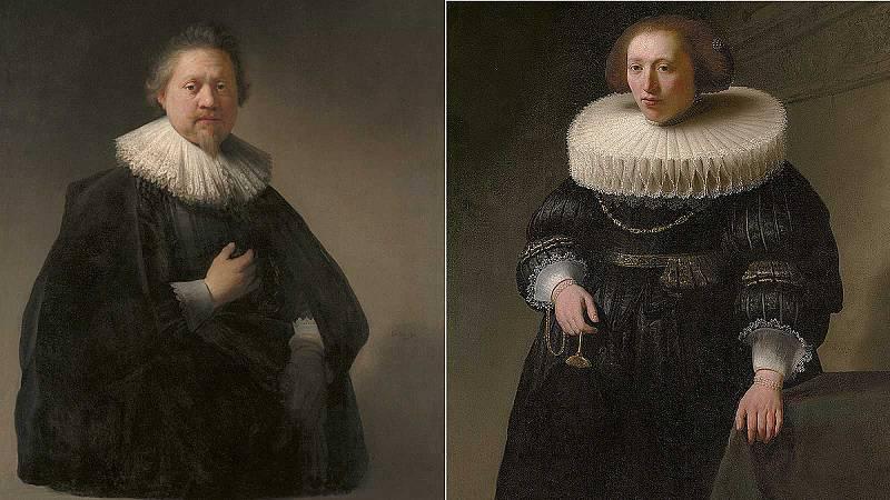 El Thyssen recorre la faceta retratista de Rembrandt