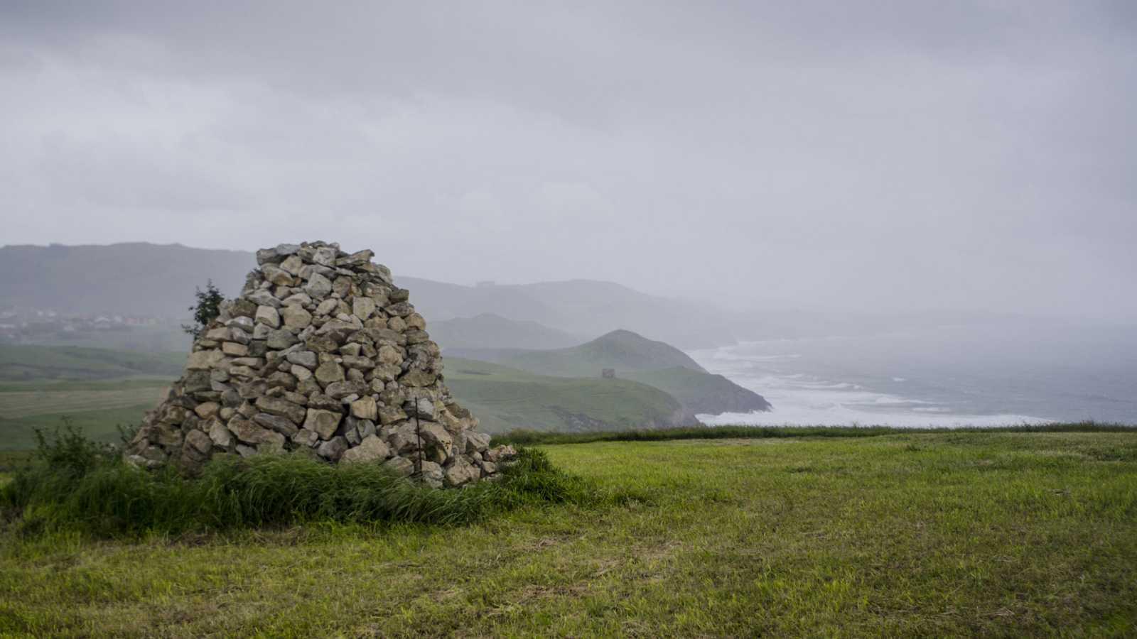 Un frente atlántico deja precipitaciones en Galicia, cornisa cantábrica y Castilla y León - ver ahora