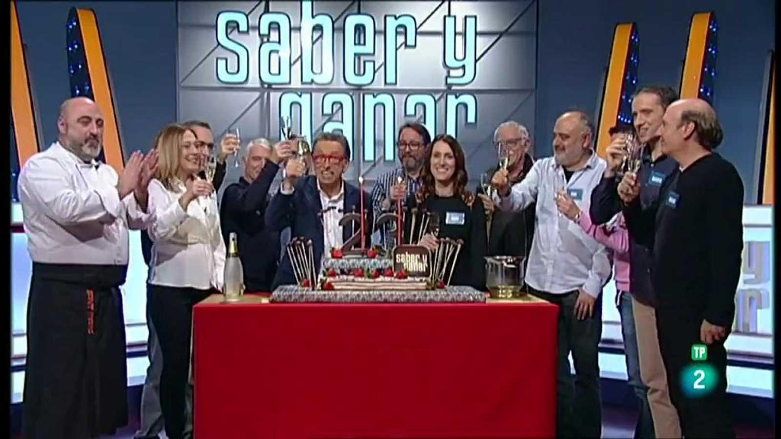 Saber y Ganar cumple 23 años en antena