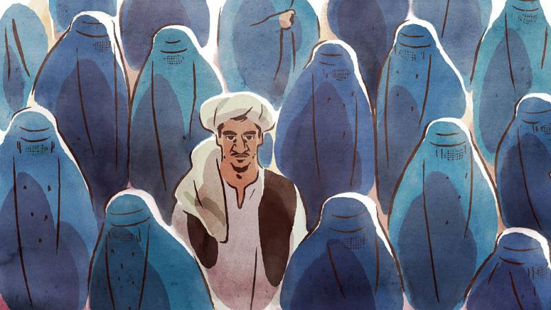Tráiler de 'Las golondrinas de Kabul'
