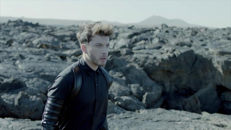 """Videoclip de """"Universo"""", el tema de Blas Cantó en Eurovisión 2020"""
