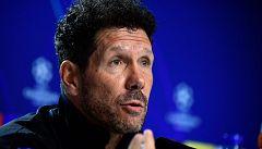Simeone recupera a Diego Costa para la Champions