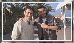 Aquíu la Tierra - El actor Alejandro Tous ya es Terrícola de Honor