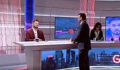 """Rufián está """"absolutamente convencido"""" de que la mesa de negociación sobre Cataluña será """"antes de que termine el mes"""""""