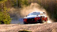 WRC - Campeonato del Mundo. Rally Suecia. Resumen