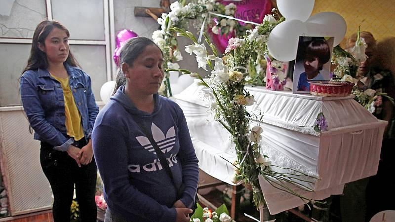 El asesinato de una niña de siete años en México dispara la presión para que el Gobierno mexicano ataje la violencia