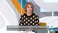 Claves del Pacto de Toledo sobre las pensiones