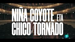 """Un país para escucharlo - Escuchando San Sebastián - Niña Coyote eta Chico Tornado y ariel Rot """"Azeri eta Herio"""""""