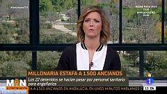 Detenidas 22 personas por estafar a 1.500 ancianos en Granada y Albolote