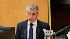 """Urkullu lamenta los """"errores"""" que haya podido cometer el Gobierno vasco tras el derrumbe de Zaldibar"""