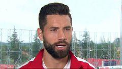 """Felipe Monteiro: """"Claro que podemos ganar al Liverpool"""""""