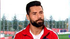 "Felipe Monteiro: ""Si Diego Costa entra nos va a ayudar bastante"""