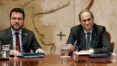 JxCat y ERC enfrían el calendario de la mesa de negociación sin un acuerdo acerca de la figura del 'relator'