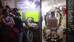 El asesinato de una niña de siete años conmociona a México