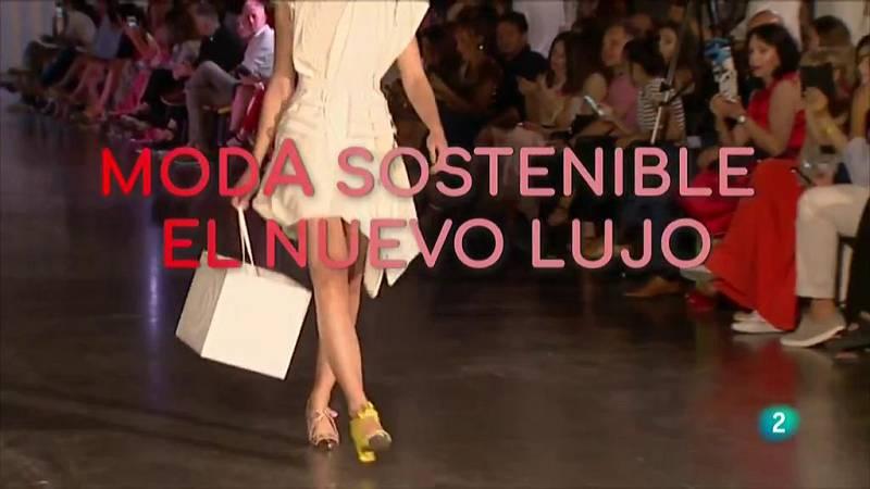'fast fashion' La aventura del saber. sostenibilidad  Moda sostenible
