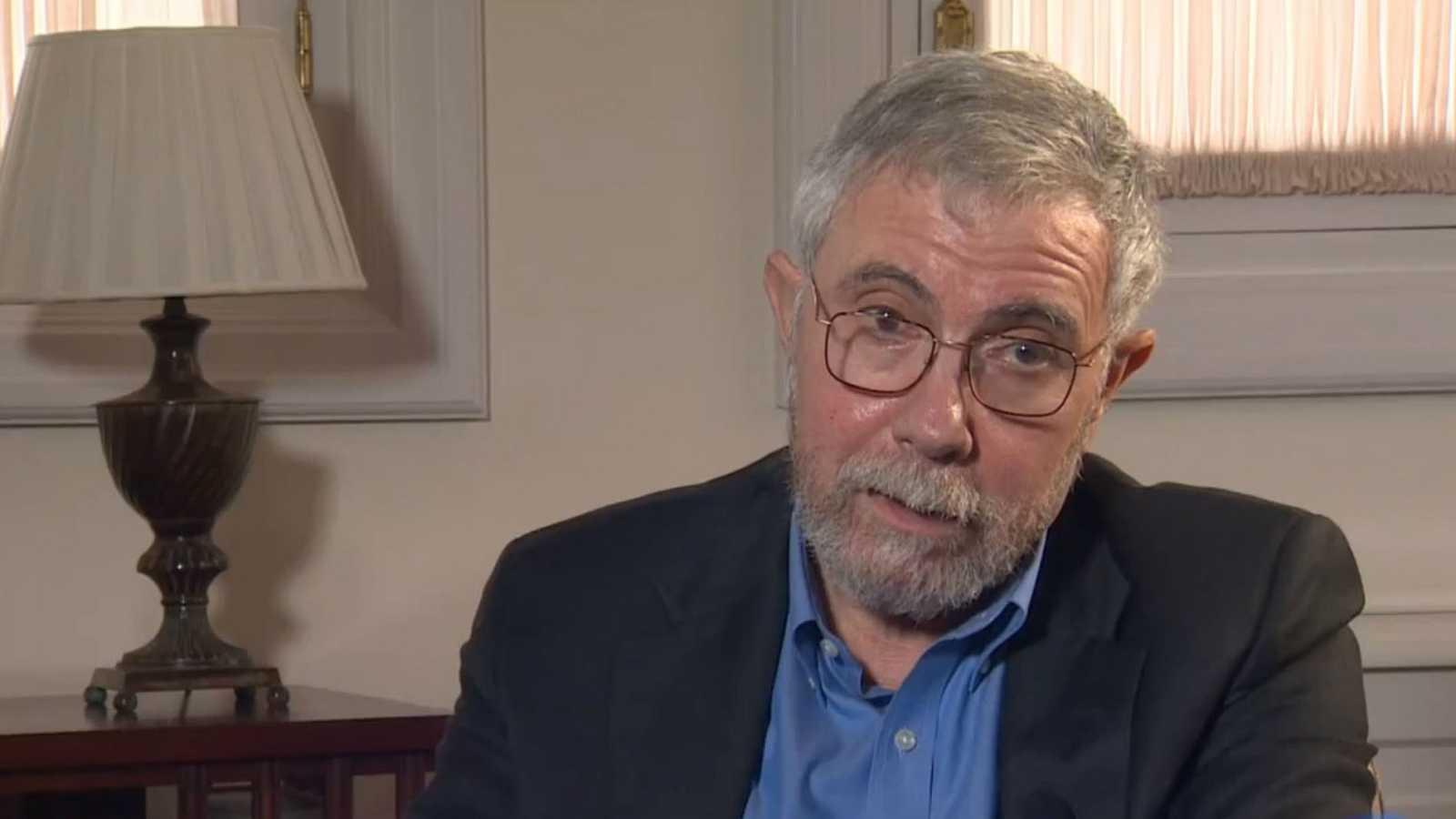 """Paul Krugman: """"La principal idea zombi es que bajar los impuestos a los ricos hace crecer la economía"""""""