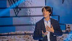 Prodigios 2 - Daniel Del Valle demuestra madurez en su actuación
