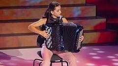 Prodigios 2 - Marta enamora a Andrés Salado con su acordeón