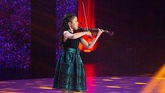 Prodigios 2 - Youlan Lin, una pequeña enamorada de su violín