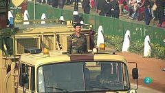 Mujeres en el ejército indio