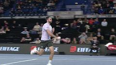 Tenis - ATP 250 Torneo Marsella: G. Simon - H. Mayot