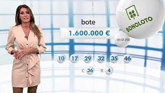 Bonoloto + EuroMillones - 18/02/20