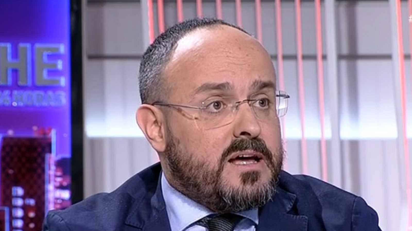 """Alejandro Fernández: """"El nacionalismo ha estado siempre presente en los gobiernos de Cataluña"""""""