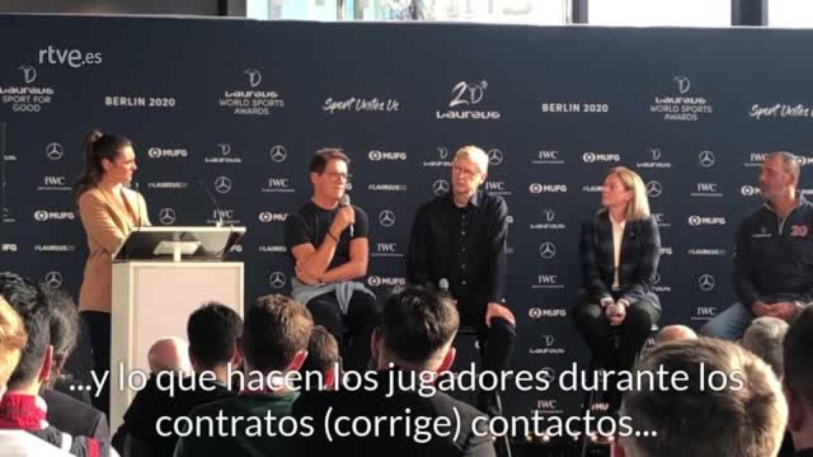 """Fabio Capello pondría en el VAR a """"un exjugador"""""""