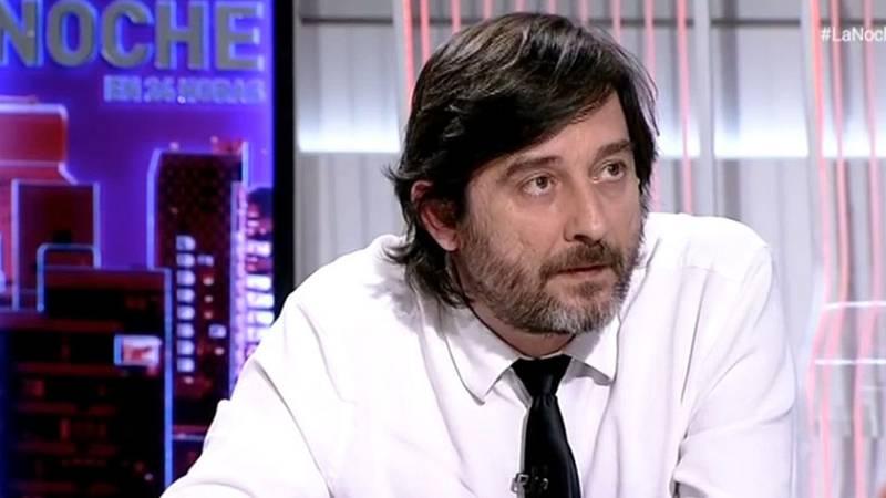"""Rafael Mayoral: """"Cada vez que una explotación agraria se cierra, hay un fondo que la compra"""""""