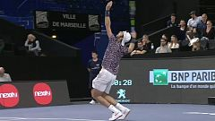 Tenis - ATP 250 Torneo Marsella: A. Bedene - K. Khachanov