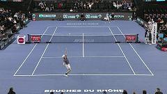 Tenis - ATP 250 Torneo Marsella: N. Gombos - J. Sinner
