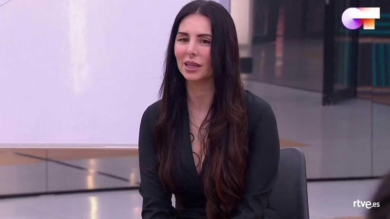 Mala Rodríguez imparte una clase de composición en la Academia de Operación Triunfo 2020