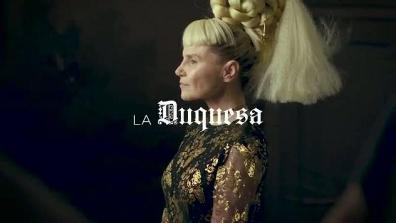 Así se hizo el retrato de Eugenia Martínez de Irujo