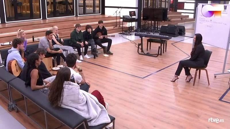 Mala Rodríguez les comenta lo valioso que es estar en OT