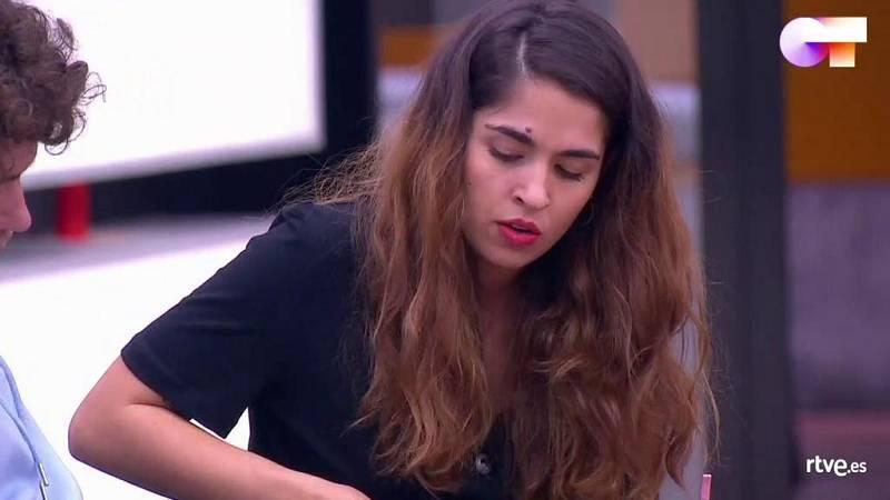 Anajú canta una canción propia en clase de Mala Rodríguez en la Academia de Operación Triunfo 2020