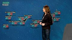 El tiempo en Canarias - 19/02/2020