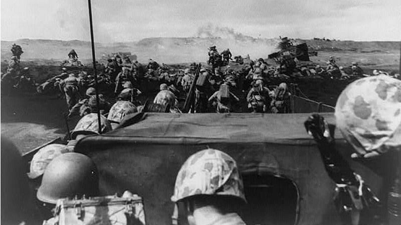 Iwo Jima, la batalla que precipitó Hiroshima